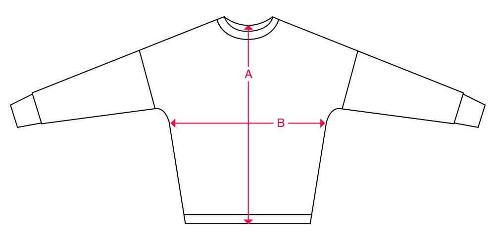 Ženska majica - oversized